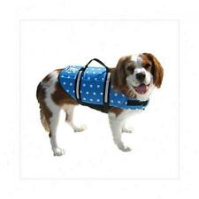 Blue Polka Dot Life Jacket Vest for Dogs - PAWS ABOARD - Several sizes available