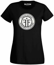 Womens Fringe Division T-Shirt - Ladies Fitted TV Sci-Fi Comics Science T Shirt