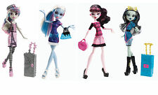 Monster High Scaris City of Frights - Abbey, Rochelle, Draculaura, Frankie NEW