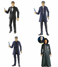 "Dr Who 5"" Collectors Action Figures - 12th Doctor 10th Doctor Peter Winder NEW"