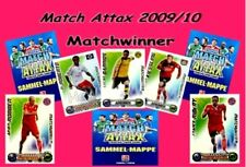 Topps Match Attax 2009/10  09 10 - Matchwinner - top - mint - Teil 1