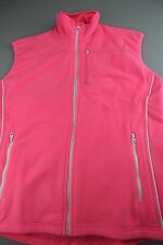 JRB Ladies Golf Gilet/ Body Warmer Bright Pink Or Bright Lime Green S, M  L Neon