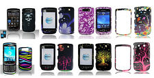 Faceplate Hard Cover Case for BlackBerry Torch 9800 9810 /  Bold Slider Phone