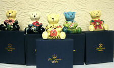 BRAND NEW BOXED OLD TUPTON WARE  TEDDYS ...CHOOSE FROM 5 DIFFERENT TEDDYS