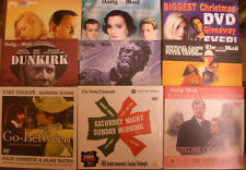 Select from a number of Collectible DVD Movie Films