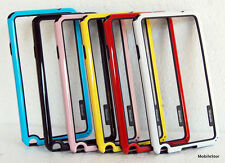 Glossy Bumper Soft Back Case Cover Pouch for Samsung Galaxy Note 3