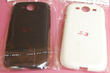 Stylish Leather finish Hard Case Cover for Samsung Galaxy S 3 / i9300