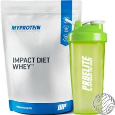 MyProtein / La Mia Impact Diet Whey 3kg / 3000g + Blender Bottle