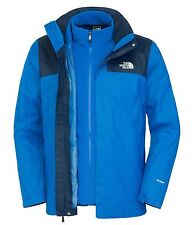 The North Face Doppeljacke Men Evolve II Triclimate, Snorkel Blue/Cosmic Blue