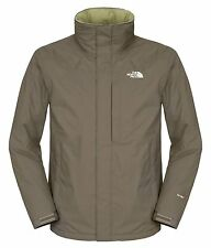 The North Face Winterjacke Highland Jacket Men, Black Ink Green