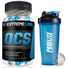Extreme Labs OCS 90 Caps All in One On Cycle Supporto Fegato + Shaker in Omaggio