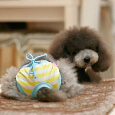 Cute Pet Dog Puppy 4 Style Sanitary Pant Striped Diaper Underwear Short Panty