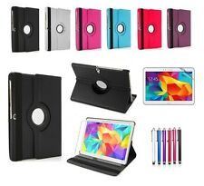 """Premium PU Leather Case Cover For Samsung Galaxy Tab S 10.5"""" SM-T800/T805"""