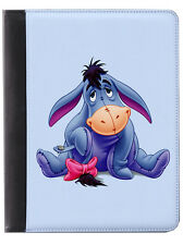 Eeyore Leather Flip iPad Case for iPad 2/3/4 iPad mini iPad Air iPad Air 2 Pro
