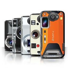 STUFF4 Phone Case/Back Cover for HTC One X /Camera