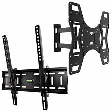 "TV Wall Bracket Vesa Mount For Plasma LED LCD 3D 26 28 32 40 42 46 50 55"" Inch"