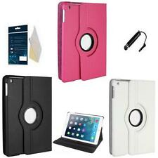 EDEL 360° iPad Air 2 iPad 6 Schutz Hülle+Folie Tasche Smart Cover Case Etui Stif