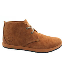 Timberland Earthkeeper Woodcliff Leather Chukka Boots Brown Mens (5409A D95/D96)