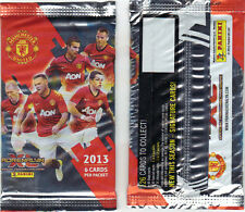 Adrenalyn XL Manchester United 2013 *Choose Your Booster Packets  FREE UK P&P*