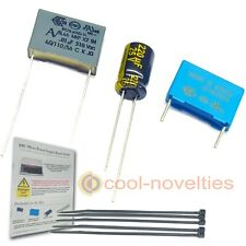 BBC MICRO MODEL A, B, B+ PSU REPLACEMENT CAPACITOR KIT FOR POWER SUPPLY REPAIR