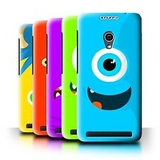 STUFF4 Phone Case/Back Cover for Asus Zenfone 4/A450CG /Monsters