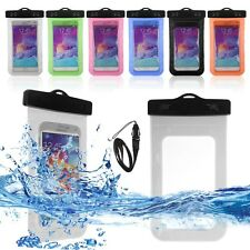 FUNDA ACUATICA UNIVERSAL · WATERPROOF BAG SUMERGIBLE CIERRE HERMETICO PLAYA