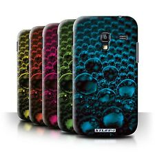 STUFF4 Phone Case/Back Cover for Samsung Galaxy Ace Plus/S7500 /Bubbles/Droplets