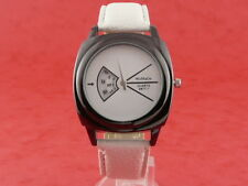 Traditional Dress Digital Jump Hour 60s 70s led lcd era Vintage Retro Watch whit