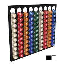 9 Bay 90 Nespresso Capsule Coffee Pod Holder Stand Container Wall Display Rack