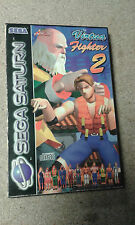 * Sega Saturn Game * VIRTUA FIGHTER 2 *
