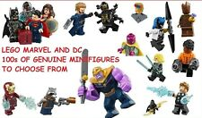 Genuine LEGO MARVEL & DC Mini Figures 2019 Super Heroes Avengers Justice League