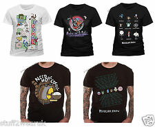 OFFICIAL Regular Show T Shirts OOOOOH / Mordecai and the Rigby's / Cast