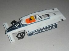 Scalextric Parmalat Brabham BT49 C139 F1 car shells / bases / chrome spares