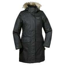 Jack Wolfskin Damen 3-in-1-Kurzmantel QUEBEC COAT WOMEN schwarz