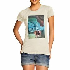Twisted Envy Women's The Kingdom of the Lion Organic Cotton T-Shirt