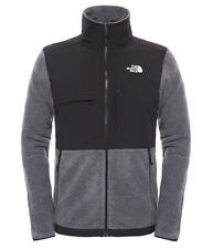The North Face Men´s Denali II Jacket Charcoal Grey Heather / TNF Black / TNF Bl