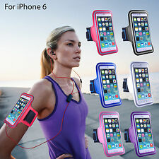 "Sports Running Gym Armband Case Cover Holder for iPhone 6 4.7"" Plus 5.5"" 5S 5 4S"