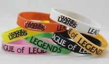 League Of Legends LOL Riot Geek Computer Game Fan Gamer Silicone Wristband
