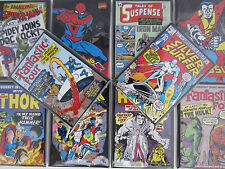 Marvel Fridge Magnets Wolverine Superman Spiderman Retro Comics Movie 11 Designs