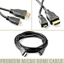 Micro HDMI cable for Acer Aspire Switch 10, Switch 11,Switch 11 V,Switch 12, ONE