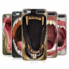HEAD CASE DESIGNS DENTI AFFILATI COVER RETRO RIGIDA PER APPLE iPOD TOUCH MP3