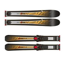 K2 Skis All Mountain Ski Ikonic 85Ti MXC 12 TCX Set black brown red