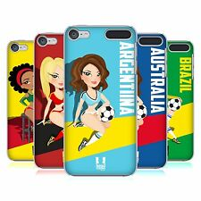 HEAD CASE DESIGNS FOOTBALL PIN-UPS HARD BACK CASE FOR APPLE iPOD TOUCH MP3