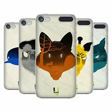 HEAD CASE DESIGNS NATURE OF ANIMALS HARD BACK CASE FOR APPLE iPOD TOUCH MP3