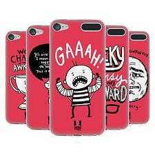 HEAD CASE DESIGNS THIS IS AWKWARD SOFT GEL CASE FOR APPLE iPOD TOUCH MP3