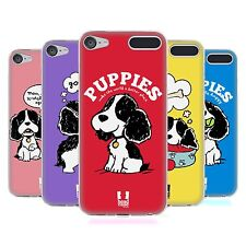 HEAD CASE DESIGNS OSCAR AND HOWARD SOFT GEL CASE FOR APPLE iPOD TOUCH MP3