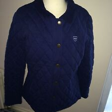 RAMPANT SPORTING New Branscombe Quilted Jacket Sz 14 RRP£89 Free UK P&P