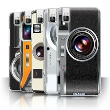 STUFF4 Phone Case/Back Cover for Huawei Honor 7i/ShotX /Camera