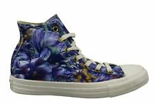 Converse Chuck Taylor All Star CT Hi Top Womens Trainers Flowers 547303C P1