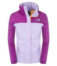 The North Face G Resolve Reflective Jacket Iris Purple / Violet Tulip Purple